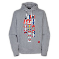 MEN'S INTERNATIONAL PULLOVER HOODIE