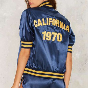 Stoned Immaculate Cali Bomber Jacket