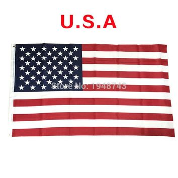 BlueLine usa Police Flags, 3 By 5 Foot Thin Blue Line USA Flag Black, Red line flag, With Brass Grommets Epacket ping