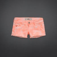 Hollister Low Rise Short-Shorts