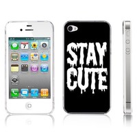 STAY CUTE Logo iPhone Case  from TOKYO HARDCORE