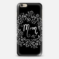 Mom (Night) iPhone 6 case by Lisa Argyropoulos | Casetify