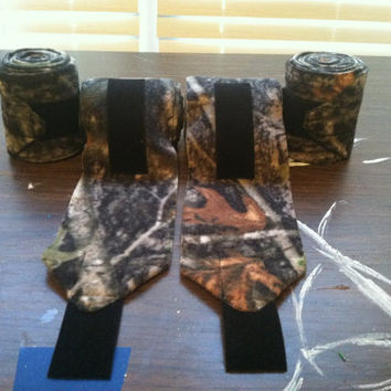 Real Tree Camo Polo Wraps