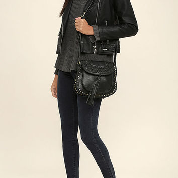 Range Roamer Black Purse
