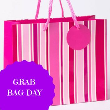 ***Wednesday - April 5*** GRAB BAGS!!! Buy 2 Get a WHEEL SPIN for $10!!!