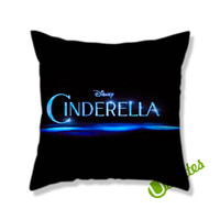 Disney Cinderella Square Pillow Cover