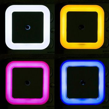 LED Romantic Night Light Bedside Wall Lamp