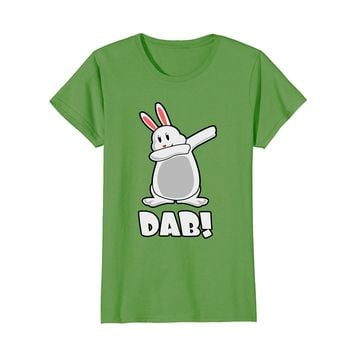 Easter Dabbing Bunny Shirt | Cute Dab Dancing Easter Gift