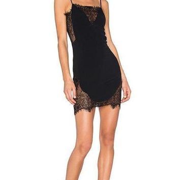 Helena lace Bodycon Mini Dress