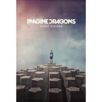 Trends Intl. Imagine Dragons Night Visions Poster, 24-Inch by 36-Inch