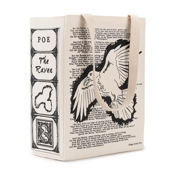 The Raven Book Tote