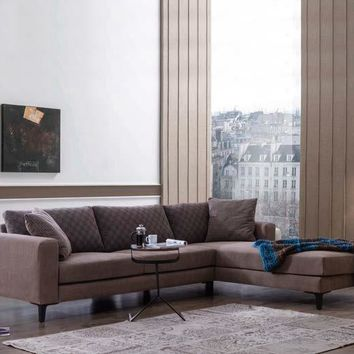 Afsar Furniture Jersey Collection Art 0314 Amsterdam Sectional