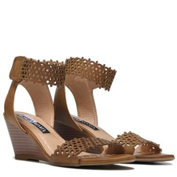 XOXO Sadler Wedge Sandal Tan