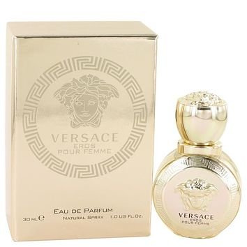 Versace Eros Eau De Parfum Spray By Versace For Women