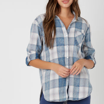Got It Plaid Button Down