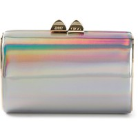 Jimmy Choo Holographic Clutch