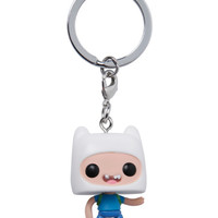 Funko Adventure Time Pocket Pop! Finn Key Chain