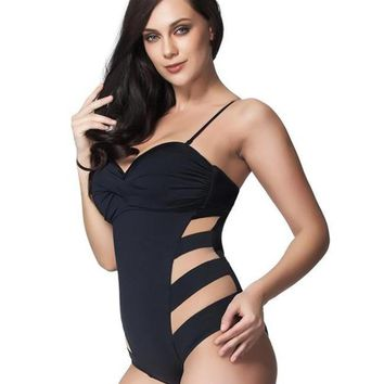 Rylee Side Cut Out  Swimsuit