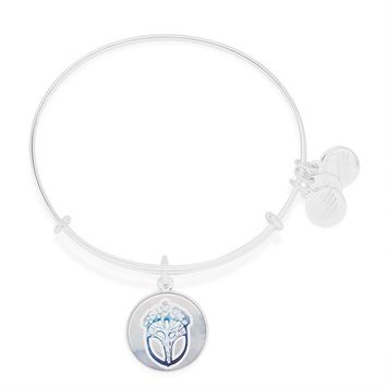 Unexpected Miracles Art Infusion Charm Bangle