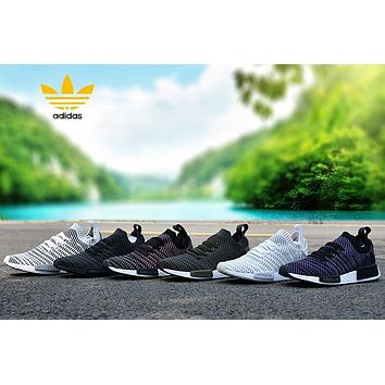 Adidas Newest Originals NMD Runner Men Women Running Shoes
