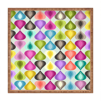 Sharon Turner Candy Gouttelette Square Tray