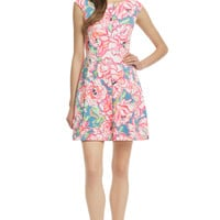 Lilly Pulitzer Painted Pansy Dress