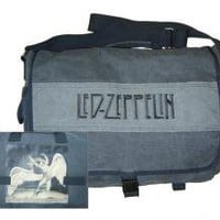ROCKWORLDEAST - Led Zeppelin, Messenger Bag, Swan Song