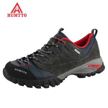 new trekking hombre outdoor hiking shoes boots climbing men sneakers tactical outdoors mountain boot rubber