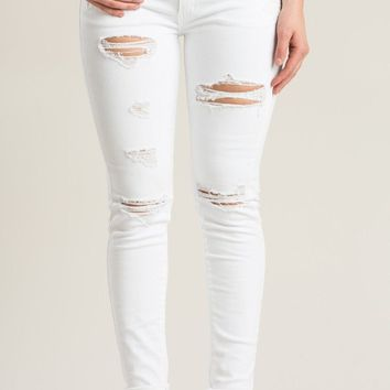 Sally White Denim Jeans