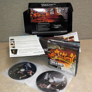 Beauty Ticks Insanity 60 Day Total Body Conditioning Home Workout Dvd Program P90x Workout