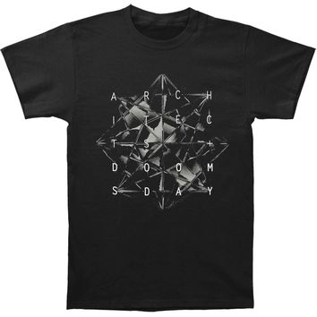 Architects Men's  Doomsday Tee T-shirt Black