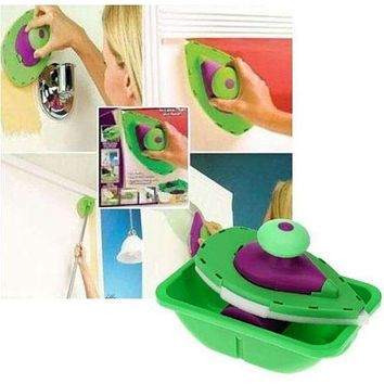 Point And Paint Roller and Tray Set
