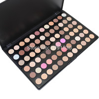 PRO 72 Color Warm Eye Shadow Palette