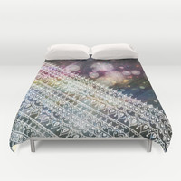 Gravitational Constant Duvet Cover by Jenndalyn | Society6
