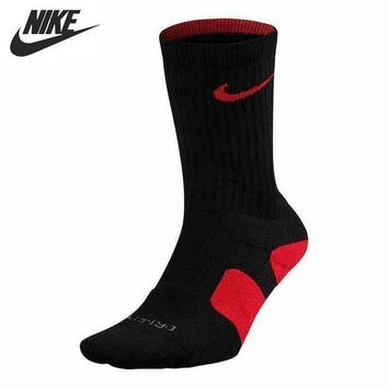 LMFNO1 Original  NIKE ELITE BASKETBALL CREW  Unisex  Sports Socks
