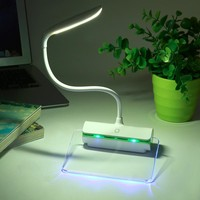 USB Rechargeable LED Desk Lamp Touch Night Light Table Lamp