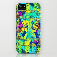 Tropical XV iPhone Case by tmarchev