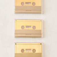 3-Pack Blank Cassette Tapes - Urban Outfitters