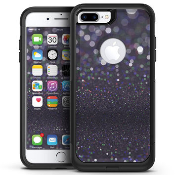 Purple 97 Absorbed Watercolor Texture - iPhone 7 or 7 Plus Commuter Case Skin Kit