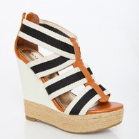 Energy Wedge Sandal - ShopSosie.com