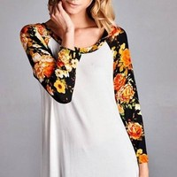 Sunflower Baseball Henley !