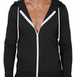 LE3NO Mens Basic Long Sleeve Zip Up Hoodie Jacket with Pockets