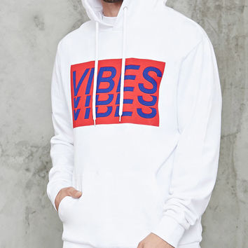 Vibes Graphic Terry Hoodie