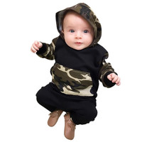 NEW Toddler Kids Baby Boy Clothes Sets