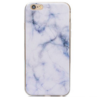 Retro White Marble Grain iPhone 5s 6 6s Plus creative case Gift-129