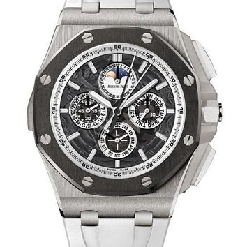 Audemars Piguet Royal Oak Offshore Chronograph Perpetual Calendar Men\'s Watch