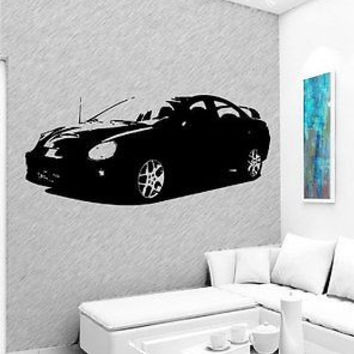 DODGE NEON SRT4 2004 Wall Art Sticker Decal D1724