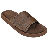 Florida State Seminoles Memory Foam Slide Sandals - Adult (Brown)