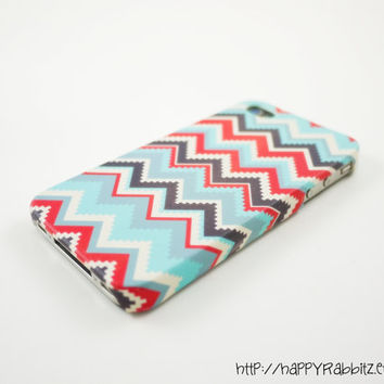 Navajo Chevron Aztec iPhone 5 Case, Tribal iPhone 5 Cover, Hard iPhone 5 Case