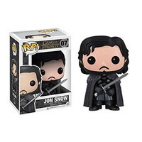 Funko - Funko - Game of Thrones Jon Snow Vinyl Figure